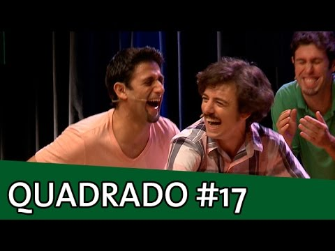 IMPROVÁVEL - QUADRADO IMPROVÁVEL #17