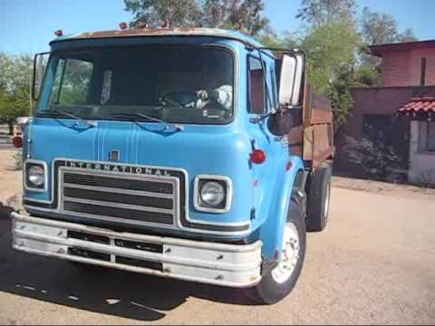 International Harvester IH CargoStar 1850 B Dump Truck and Hauler