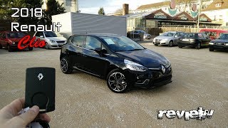 2018 Renault CLIO Bose TCe 90