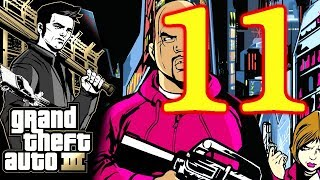 Grand Theft Auto 3 - First Time Playthrough Part 11 - PS2 Classic