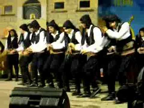 how to dance greek tsifteteli