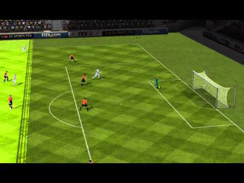 FIFA 14 Android - Celtic VS Dundee United