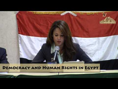 Democracy and Human Rights in Egypt - Nahla Nasser
