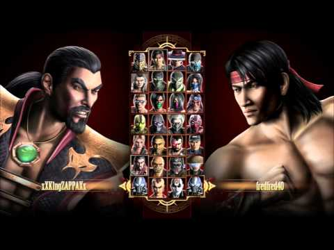 Mortal Kombat | 5/12/2013 Ranked Session | Back By Popular Demand!
