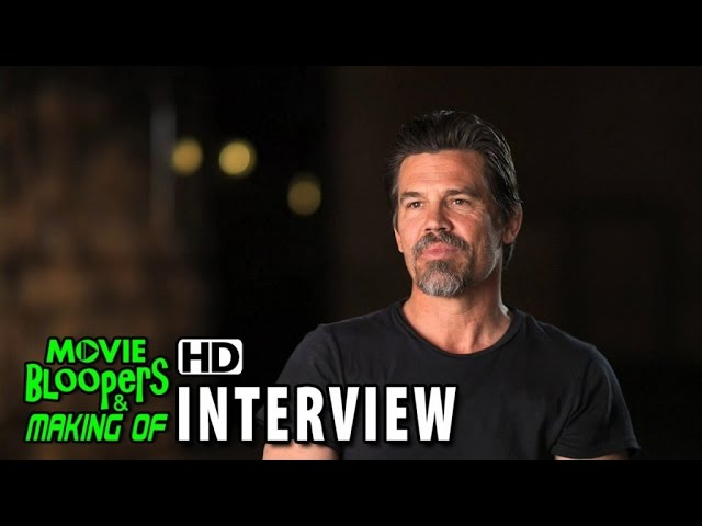 Everest (2015) Behind the Scenes Movie Interview - Josh Brolin is 'Beck Weathers'