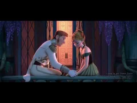 Love is an Open Door - Frozen HD 1080p
