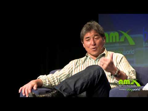 Guy Kawasaki CEO of Alltop, author of APE | NMX Keynote 2013