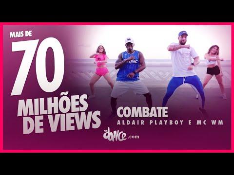 Combate - Aldair Playboy e MC WM | FitDance TV (Coreografia Oficial)