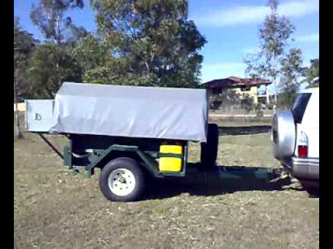 Elegant Camper Trailer For Sale Brisbane For Sale In Brisbane QLD  Camper