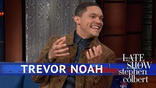 Trevor Noah Is Disappointed In Jeff Bezos