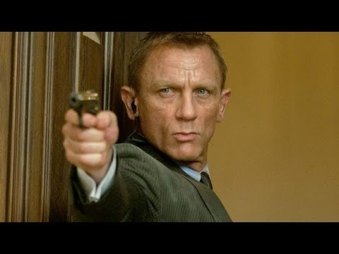 'Skyfall' Poised To Be Biggest Bond Movie Ever
