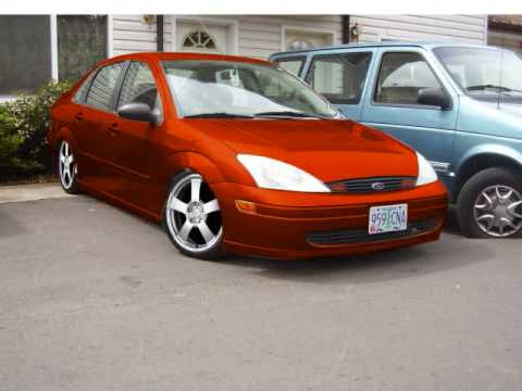 Ford Focus Vertual Tuning Youtube