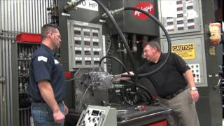 How to Adjust Charge Pressure on a Danfoss Series 90 Pump