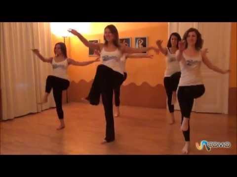 Combinar pasos de Samba - Samba brasileña