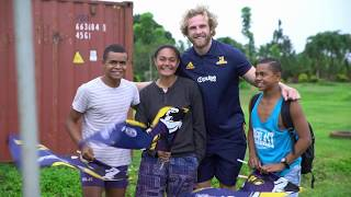 Highlanders Uprising Beach Resort Visit