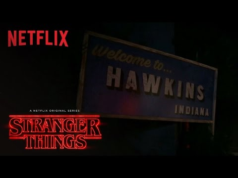 Stranger Things - Premiere Reaction Video - Netflix [HD]
