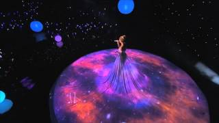Клип Jennifer Lopez - Feel The Light (live)