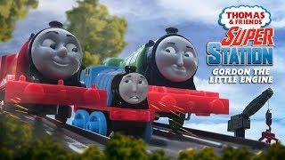 Gordon the Little Engine | Thomas & the Super Station #3 | Thomas & Friends