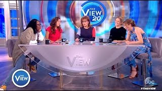 Panel Has Chuckle Over The Bachelorette List (Contestants Weird Jobs) - The View