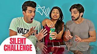 Silent Challenge   Rimorav Vlogs