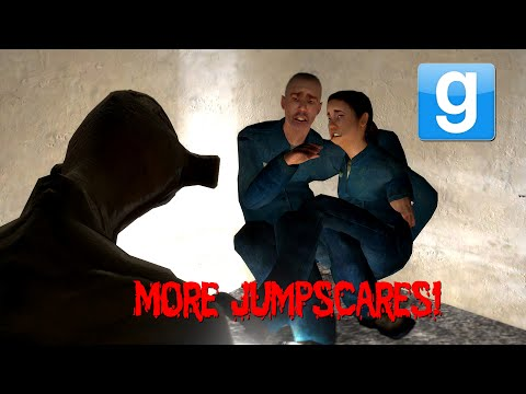 Gmod: Even More JumpScares! w/Tyler