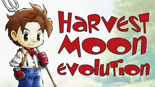 The Evolution of Harvest Moon (1997 - Today)