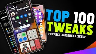 Top 100+ BEST Jailbreak Tweaks for iOS 12! (Cydia & Sileo)
