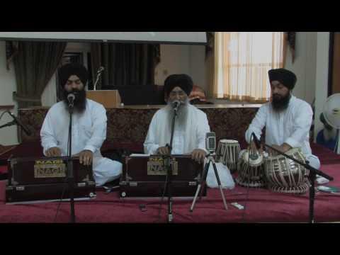 Soochi Bhai Rasna Naam Kahat Gobind Ka - Bhai Harjinder Singh Sri Nagar Wale - Fremont Gurdwara