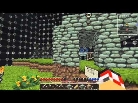 彩虹漣漪工作室雙人實況!!小馬&小T Minecraft罐子生存!!EP1