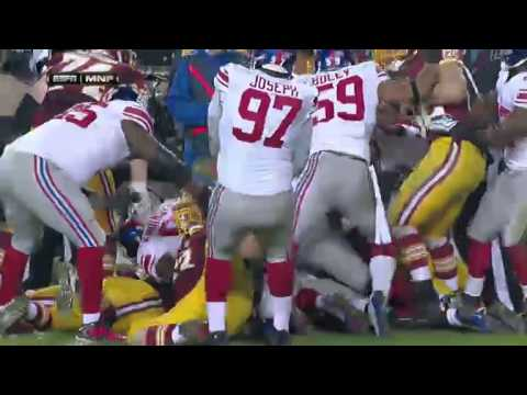 New York Giants vs. Washington Redskins | New York Giants vs. Washington Redskins