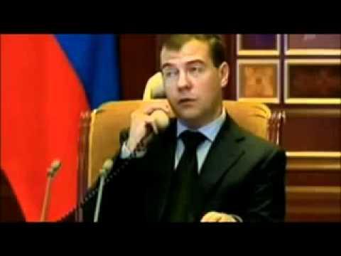 Медведев и Путин, прикол
