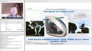 Вебинар от 19.05.2016. Základný webinár pre nováčikov projektu SKY WAY. Чехия.