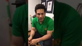 A motivational video by SACHIN TENDULKAR