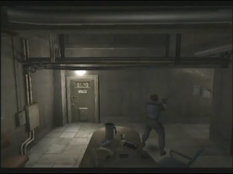 Resident Evil Outbreak File#1- Playstation 2-Parte 5