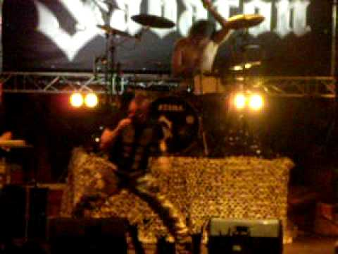 Sabaton - Cliffs of Gallipoli - Sofia, 10 Apr 2009, Bulgaria