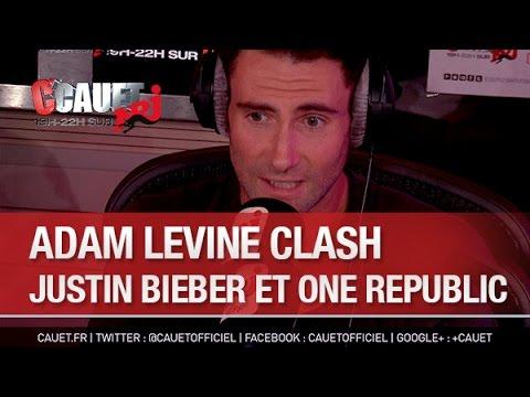 Adam Levine Clash Justin Bieber Et Insulte One Republic - C'cauet Sur Nrj video