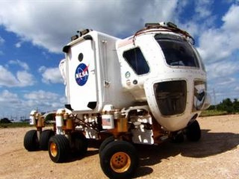 This Is the Rover of the Future