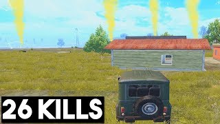 CAN I STEAL THESE AIRDROPS?   26 KILLS SOLO vs SQUADS   PUBG Mobile 🐼