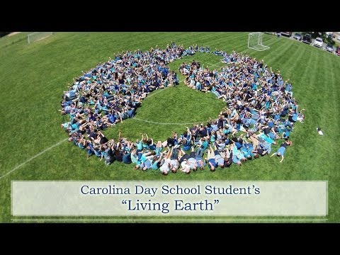 Carolina Day School's Living Earth Video