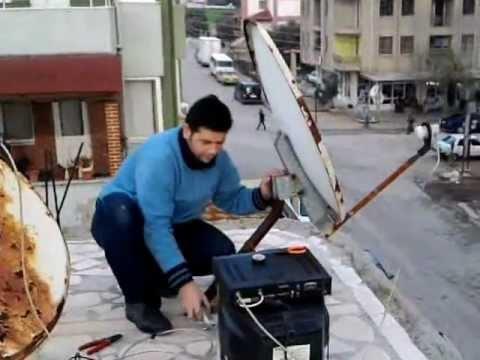 Satellite finder своими руками