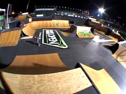 Silver - Dew Tour Cleveland