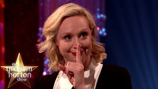 Gwendoline Christie's Play Made The Audience Throw Up On Eachother | The Graham Norton Show