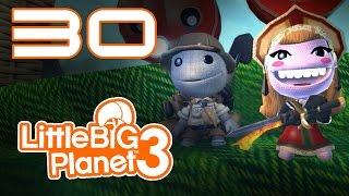 LittleBigPlanet 3 - Прохождение игры на русском - Кооператив [#30] PS4