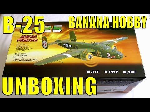 Banana Hobby / LX Models B-25 79