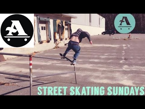 AIN Street Skating Sundays