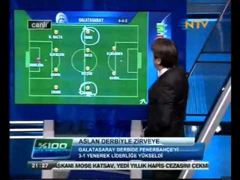 Rıdvan Dilmen:Galatasaray yerle bir etti!