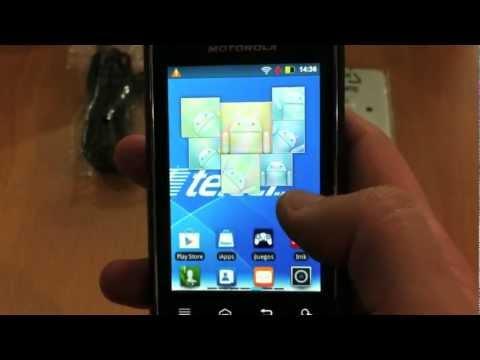 Motorola Motosmart Me XT303 Telcel - Guerrero Móvil -