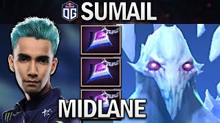 OG.SUMAIL APPARITION PRO MID LANE - DOTA 2 7.25 GAMEPLAY