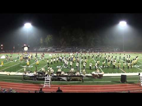 West Milford High School Band  Randolph 10/11/14