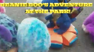 The Beanie Boo's Adventure At The Park! (Feat. Adamz Filmz & Wolf Valley)